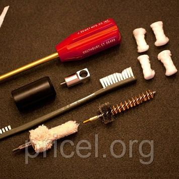 Набор Dewey для чистки патронника и боевых упоров винтовки AR15 .223/.300 AAC Blackout калибров (L-16)
