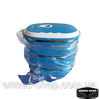 Ланч-бокс трехъярусный Lunch Box Three layers, фото 2