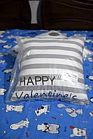 Декоративная подушка для комфортного сна «Декоративная» размеры в ассортименте от 35х35