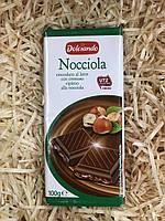 Шоколад  Dolciando Nocciola молочный 100г