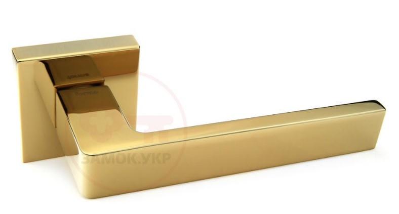 Дверная ручка Forme Asti 254Q латунь полированная (Италия)