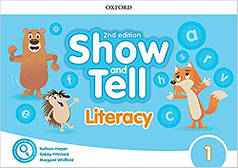 Show and Tell 1 Literacy Book