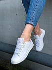 Кроссовки Adidas Stan Smith Реплика р.40 White Pink (hub_zs8kxm), фото 5