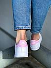 Кроссовки Adidas Stan Smith Реплика р.40 White Pink (hub_zs8kxm), фото 6