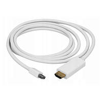 Кабель MiniDisplayPort - HDMI, 1.8м, для Apple MacBook
