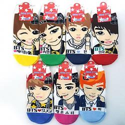 "Корейские носки ""BTS"""