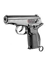 Пистолетная рукоять на пистолет ПМ Макаров PM-G Black