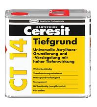 Грунтовка универсальная глубоко проникающая Ceresit CT 14  5л