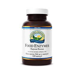 Food Enzymes Пищеварительные ферменты, NSP, НСП, США