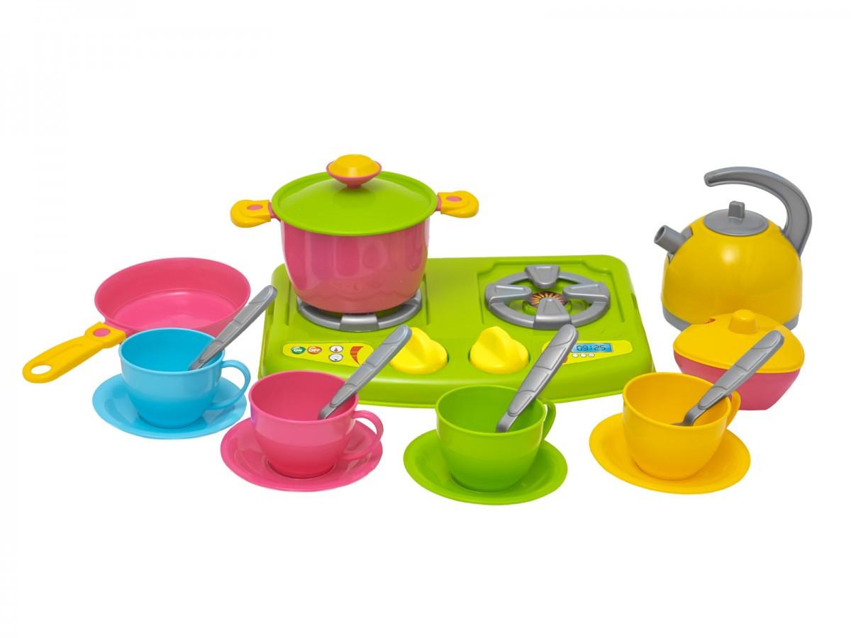 Кухонный набор 6 Технок (20 предметов), 3572