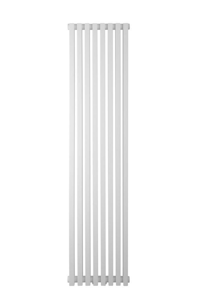 Дизайнерский трубчатый радиатор Betatherm Quantum 2 H-1500 мм, L-325 мм с боковым подключением