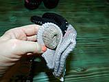 Шкарпетки з підошвою 14 см ( 22-23 р.), фото 3