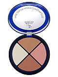 Палитра для макияжа 4 в 1 Beauty Monster Ffleur FC53 №2, фото 2