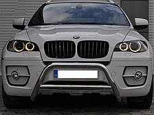 Кенгурятник на BMW X6 e71 (2007-2015) БМВ х 6