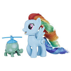 My Little Pony Поні Райдуга з поворотною головою Пони Радуга с поворотной головой Hasbro E2567