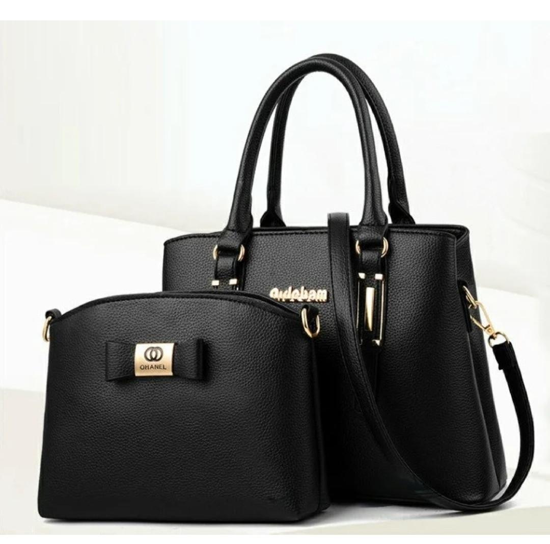 Женская сумка и клатч - набор