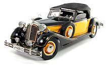 Модели авто коллекционные металлические масштабные