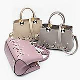 Женская сумочка с вышивкой, фото 3