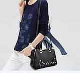 Женская сумочка с вышивкой, фото 2