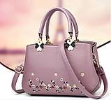 Женская сумочка с вышивкой, фото 5