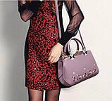 Женская сумочка с вышивкой, фото 6