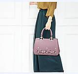 Женская сумочка с вышивкой, фото 7