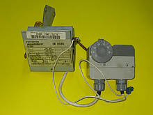 Терморегулятор с клеммной коробкой в сборе (автоматика) Potterton Kingfisher СF 180 / 220
