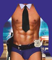 Фартук полицейский