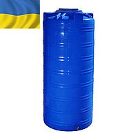 Пластиковая емкость для воды 1000 литров вертикальная двух- и однослойная. Пластиковые бочки 1000 л. 1 куб.