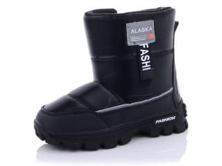 Дутики детские Alaska-C2003-1- black
