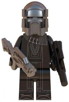 Фигурка Курук Kuruk Рыцаря Рен Звёздные войны Star Wars Аналог лего