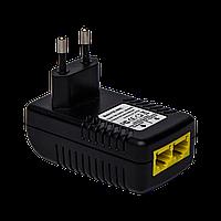 POE  Инжектор 48V-0.5A GreenVision