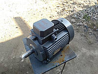 Электродвигатель 2,2 кВт 950 об/мин тип АИР100L6У3 Лапы 380 В