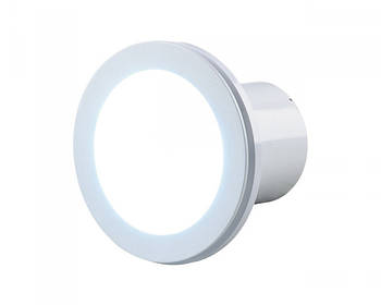 Осевой вентилятор Вентс Люмис 100 с ЛЭД подсветкой