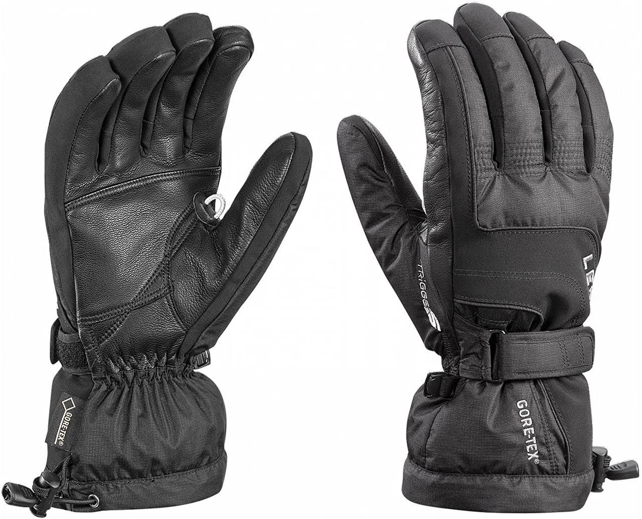 Гірськолижні рукавички Leki Scuol S GTX 8(M)