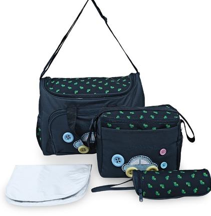 Комплект сумок для мамы Cute as a Button, фото 2