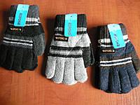 Детские перчатки Корона двойные. Размер  S.