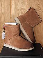 Зимние ботинки угги ugg m classic toggle