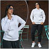 Модний жіночий батник розміри:48-50,52-54., фото 4
