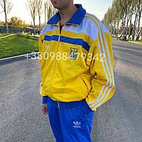 Мужской спортивный костюм Adidas «Украина» Австрия