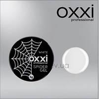 Гель-паутинка OXXI белая 5г,