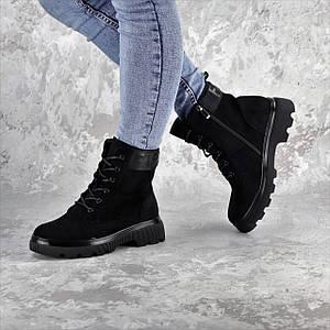 Ботинки женские Fashion Kaitlin 2276 36 размер 23 см Черный