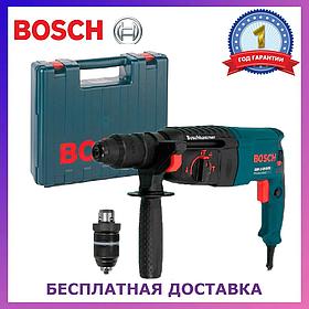 Перфоратор BOSCH GBH 2-26 DRE  (800 Вт, 2.7 Дж) Профессиональный перфоратор Бош
