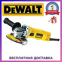Болгарка DeWalt DWE 4157. УШМ Деволт, угловая шлифмашина
