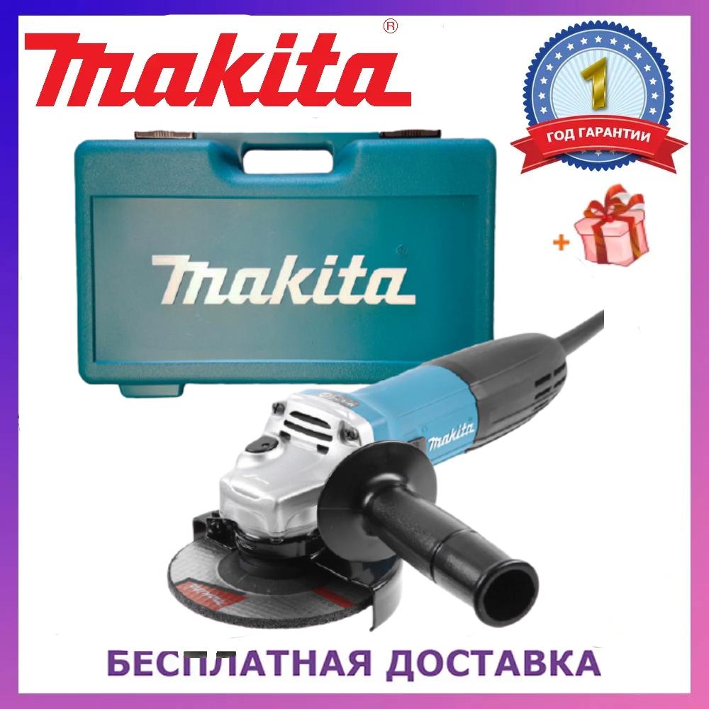 Кутова шліфмашина Makita GA5030 УШМ Макіта, кутова шліфмашина