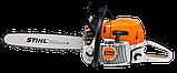 Бензопила Штіль MS 290 (шина 45 см, 2.8 кВт) Ланцюгова пила Штиль MS 290, фото 3