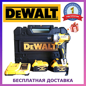Акумуляторний гайковерт DEWALT DCF890M2 24V 4Ah Гайковерт деволт