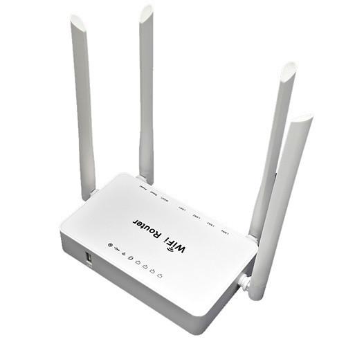 Wi-Fi роутер 300Мб для 3G 4G USB модему ZBT WE1626 WR8305RT MT7620N