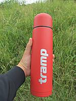 Термос Tramp Basic красный 0,75 л