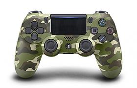 Геймпад SONY PS4 Dualshock 4 V2 Green Cammo Original